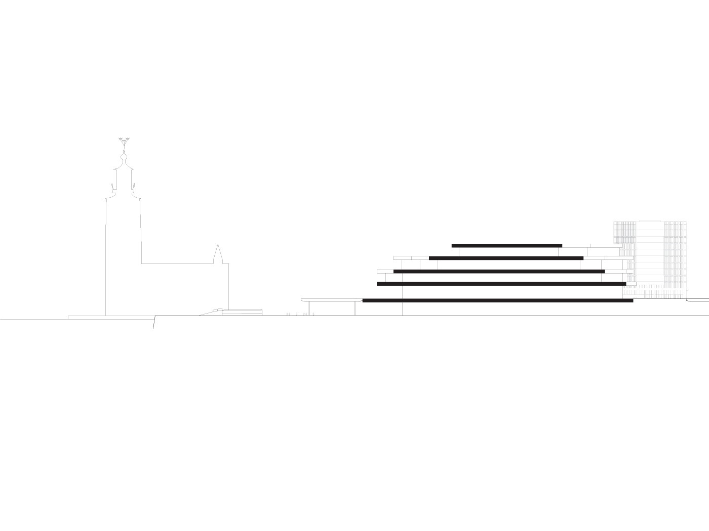sektion koncept centralstationen
