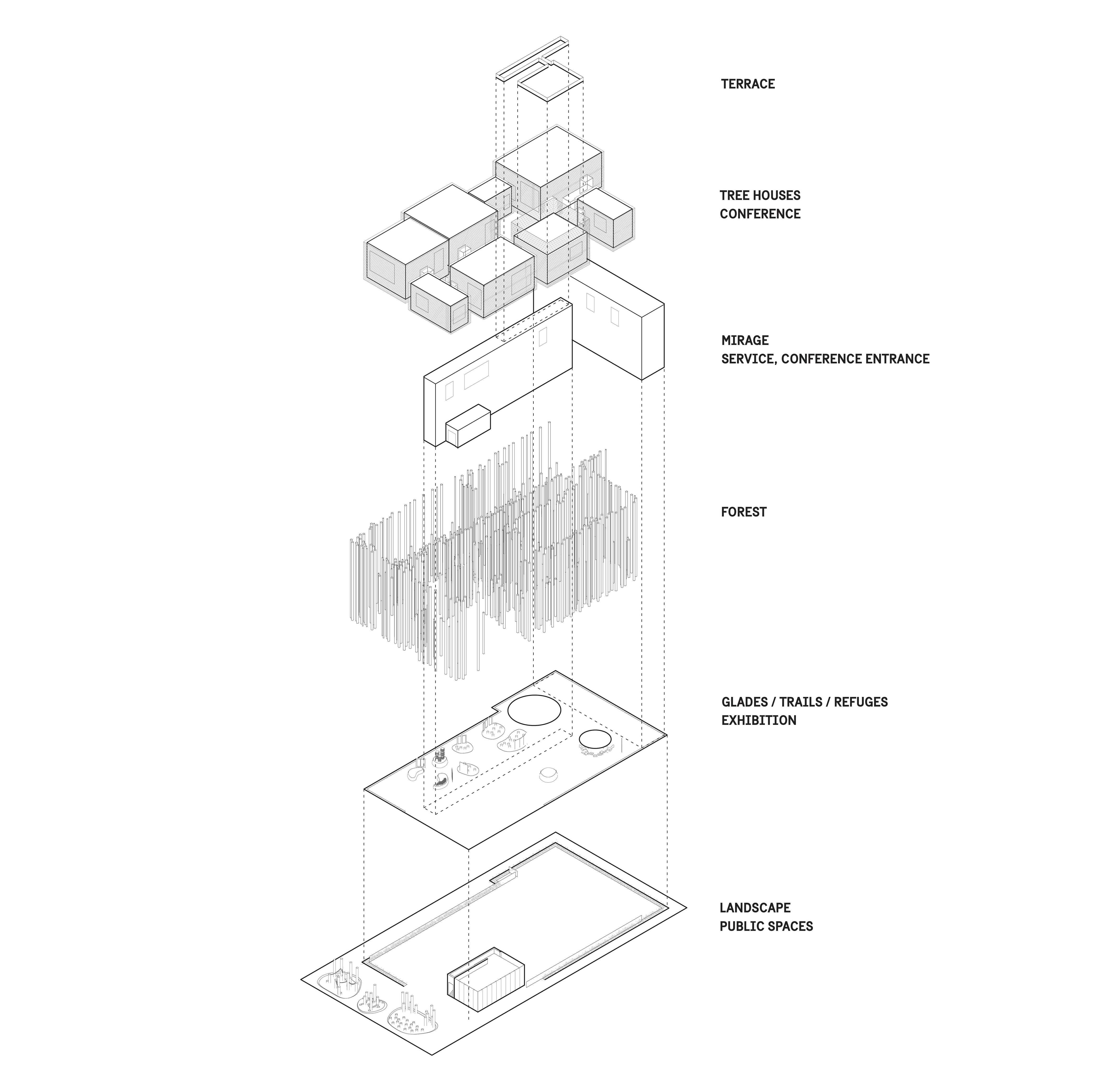 Alessandro-Ripellino-Arkitekter_Studio-Adrien-Gardere_Luigi-Pardo-Architetti_the-forest_axo-05