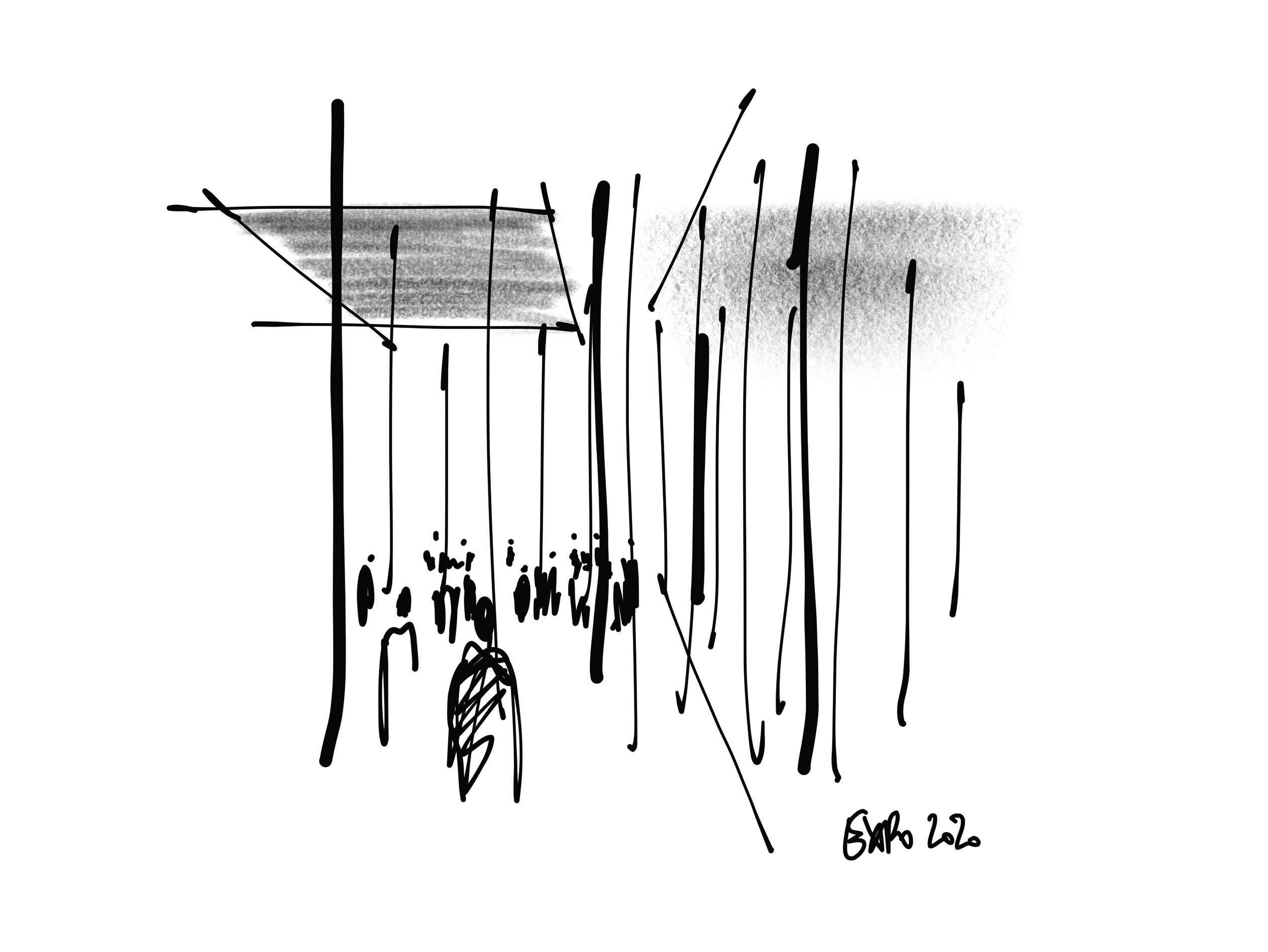 Alessandro-Ripellino-Arkitekter_Studio-Adrien-Gardere_Luigi-Pardo-Architetti_the-forest_sketch
